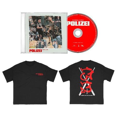 KC Rebell x GZUZ - Polizei (Ltd. Single Bundle) by KC Rebell -  - shop now at KC Rebell store